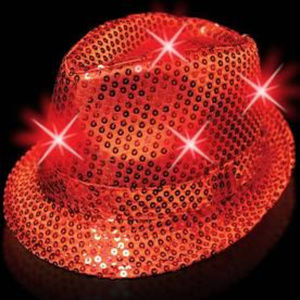 NWT Light up Fedora - Perfect for 4th of July!